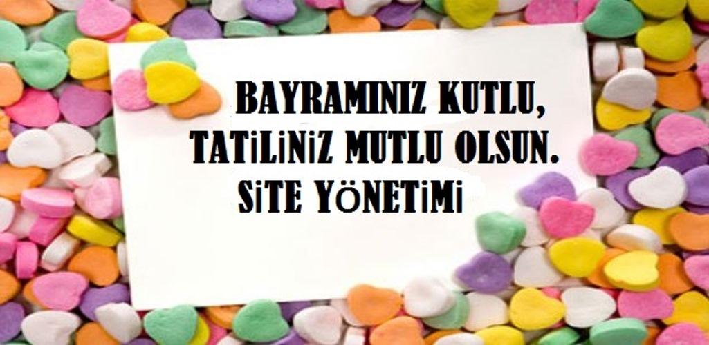 Seker Bayrami Mesajlari